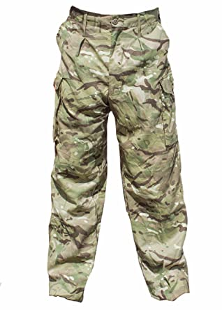 Genuine British Army MTP Combat Trousers ~ USED, Grade 1