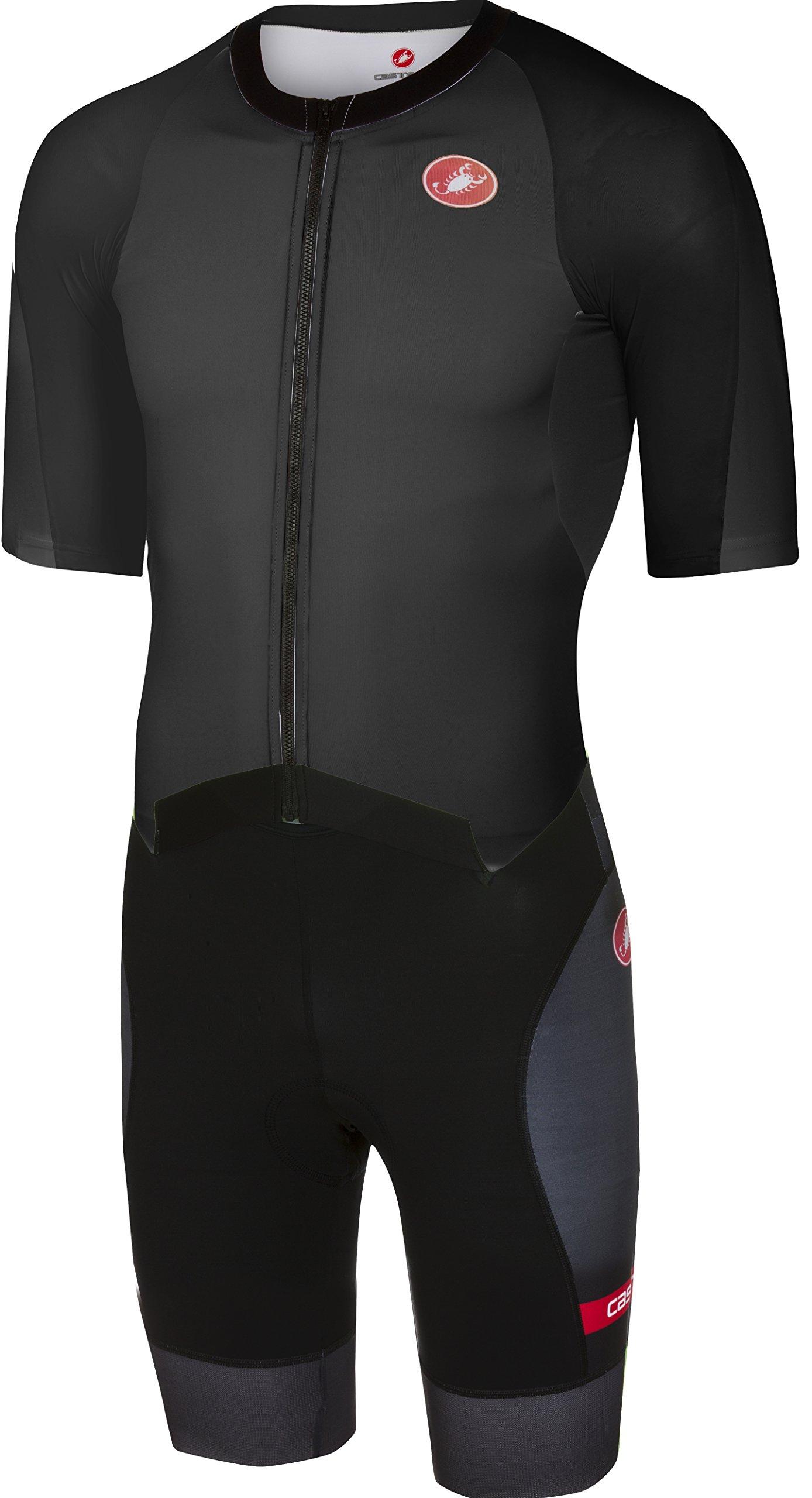 Castelli All Out Speed Suit - Men's Black, M