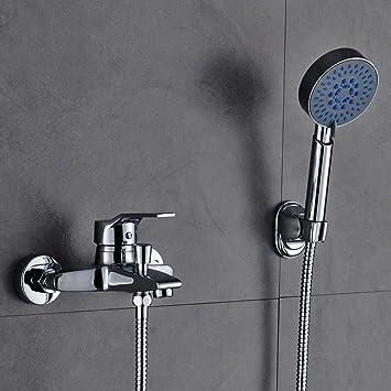 Armaturen badewanne  Auralum® Elegant Zeitgenössische Armatur Wasserfall Badewanne ...