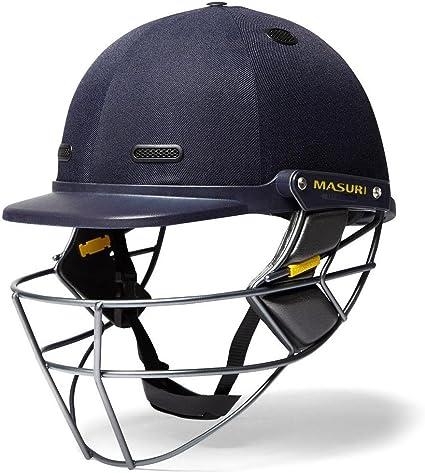Masuri Original MKII Test Senior Helmet Titanium Grille
