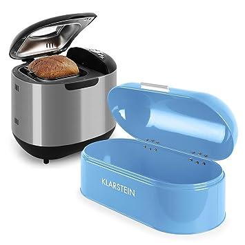 """Klarstein – Set Pastelería casa """": Todo el bricolaje para la preparación del PAN"""
