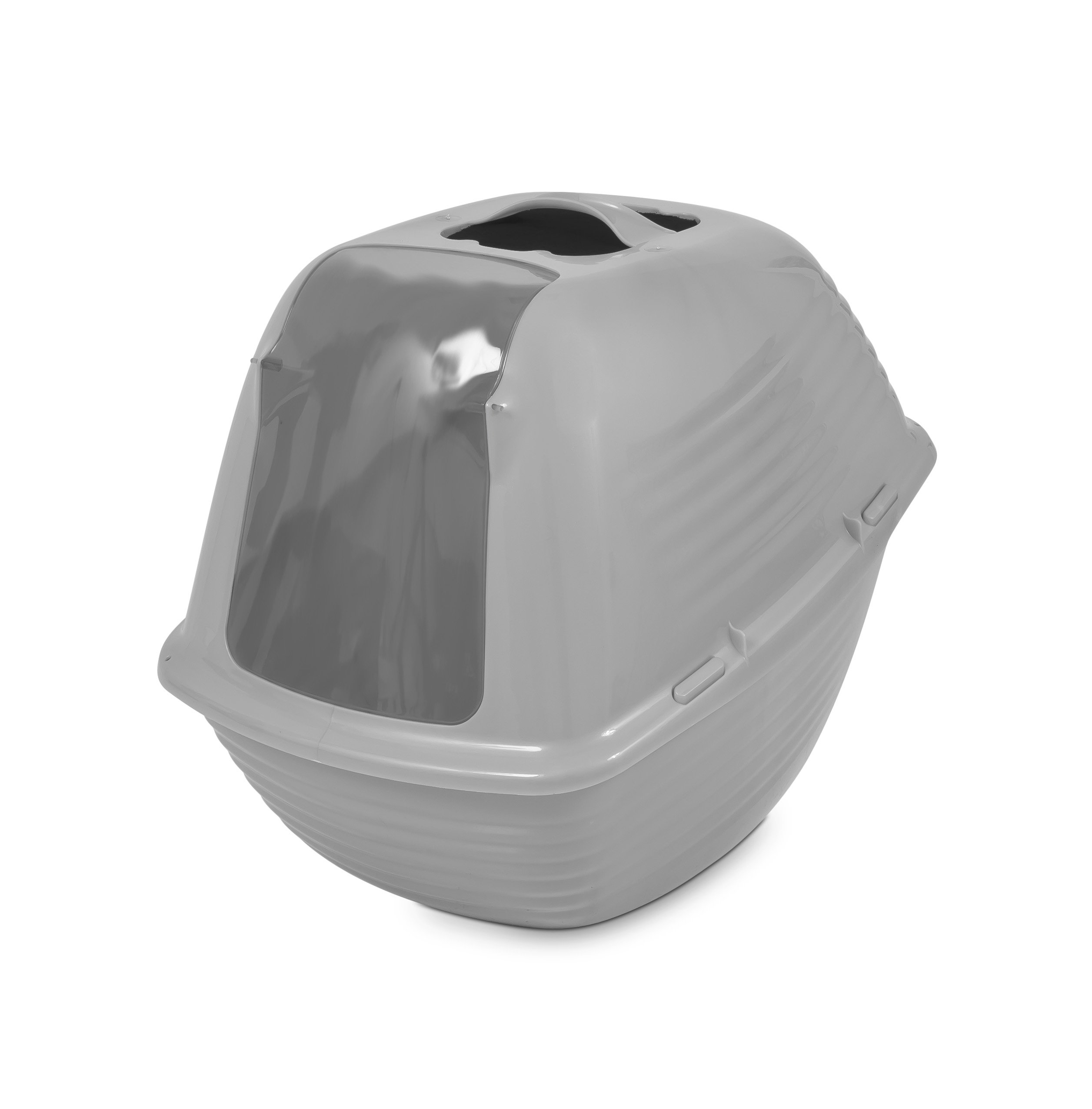 PETMATE STAY FRESH HOODED PAN LARGE by Doskocil