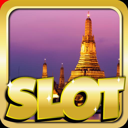 Free Spin Slots : Bangkok Bit Edition - Slot Machines & Pokies Game (Jewel Stik)
