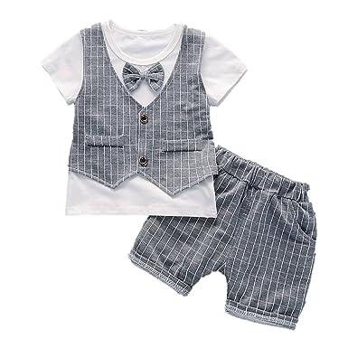 5944aa6500a79 男の子フォーマル キッズ 子供 ボーイズ tシャツ 半袖 上下セットアップ ベビー服 80 90 100 110 四