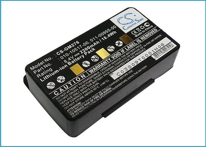 p//n 010-10517-01 FREE SHIPPING Battery for Garmin GPSMAP 276 276c 296