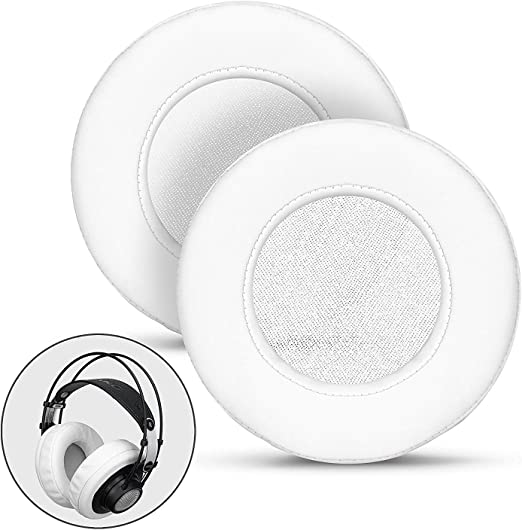 Replacement Memory Foam Earpads Suitable For Many Other Large Over The Ear Hea