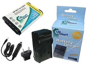 Amazon.com: Sony Cybershot DSC-RX100 M2 Batería y Cargador ...