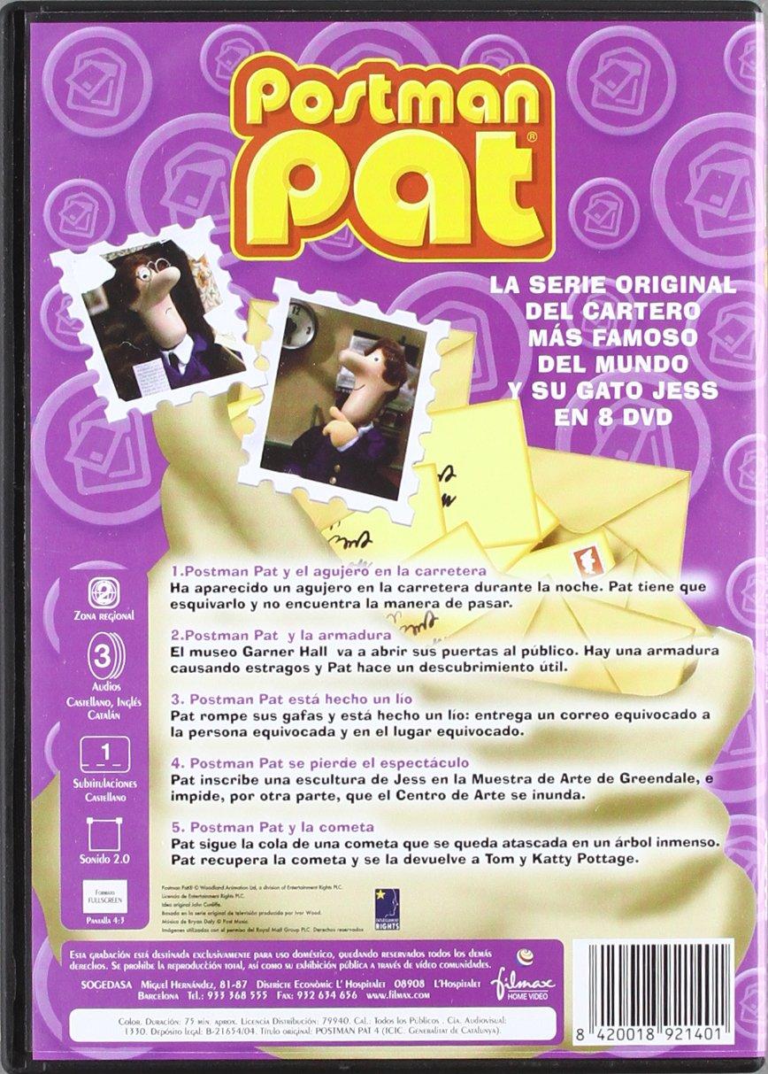 Amazon.com: Pack Postman Pat (Vol. 1-8)  [Import espagnol ...