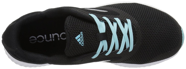 adidas Women's Edge Rc W Running Shoe B01LWBDRJD 10.5 B(M) US Black/Metallic Silver/Claqua