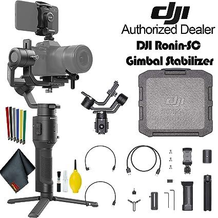 DJI Ronin-SC estabilizador de cardán con Control Todo en uno para ...