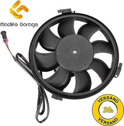 Ventilador para radiador de coche de Madlife Garage 8D0959455 ...