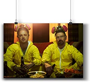 Breaking Bad TV Series Poster Small Prints 314-007 Popular TV Show,Wall Art Decor for Dorm Bedroom Living Room (A3|11x17inch|29x42cm)