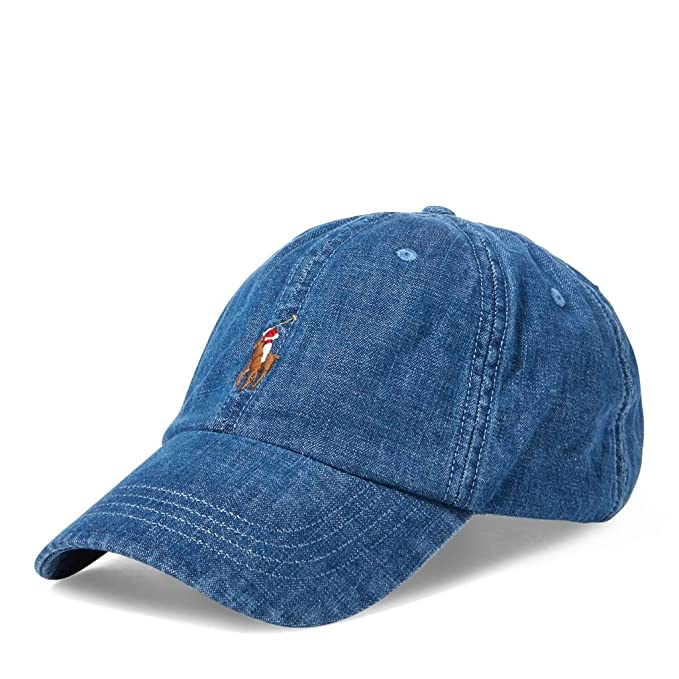 Polo Ralph Lauren Mens Sports Signature Ball Cap  Amazon.ca ... 28e304b00cb