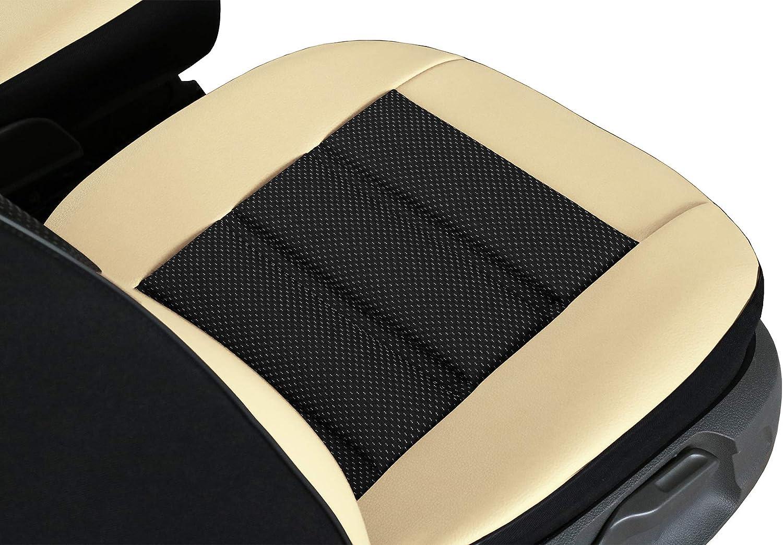 GSC Sitzbez/üge Universal Schonbez/üge 1+1 kompatibel mit BMW X1