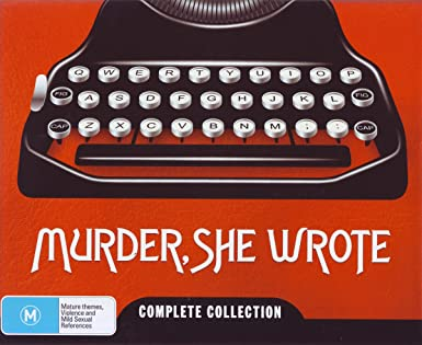 Amazon com: Murder, She Wrote: Complete Collection | Limited Edition