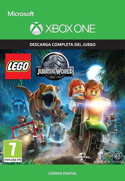 LEGO Jurassic World Standard   Xbox One - Código de descarga ...