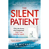 The Silent Patient: The record-breaking, multimillion copy Sunday Times bestselling thriller and Richard & Judy book…