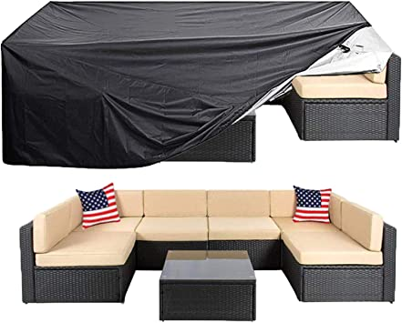 Outdoor Waterproof Patio Garden Furniture Cover Sofa Table Chair Dust Rain Cover