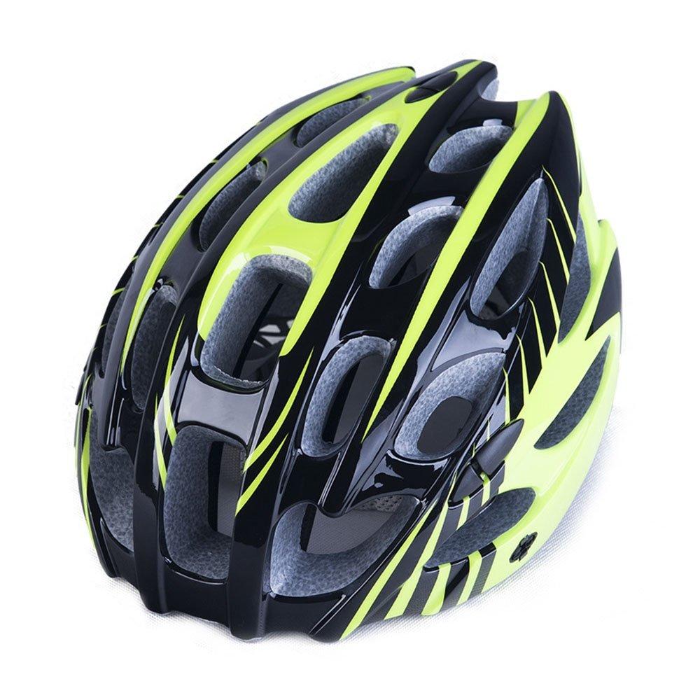 Beauty leader Erwachsene Fahrradhelm 28 Vents schlagfest, geringes Gewicht, Verstellbare Passform EPS, Rennrad Freizeit-Radfahren Mountain Cycling - Geeignet für 57-62cm Kopfumfang