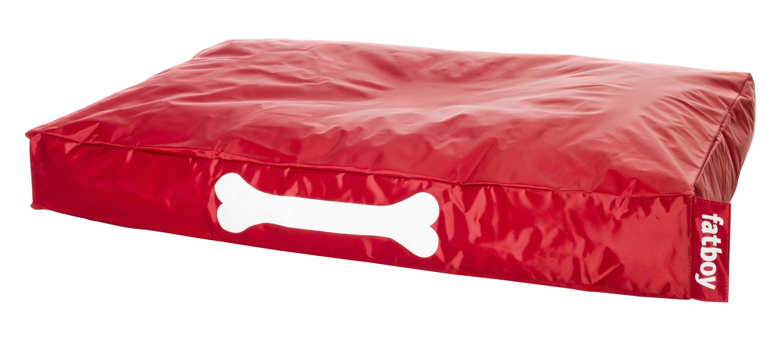 Fatboy Doggielounge, large dog bed - red