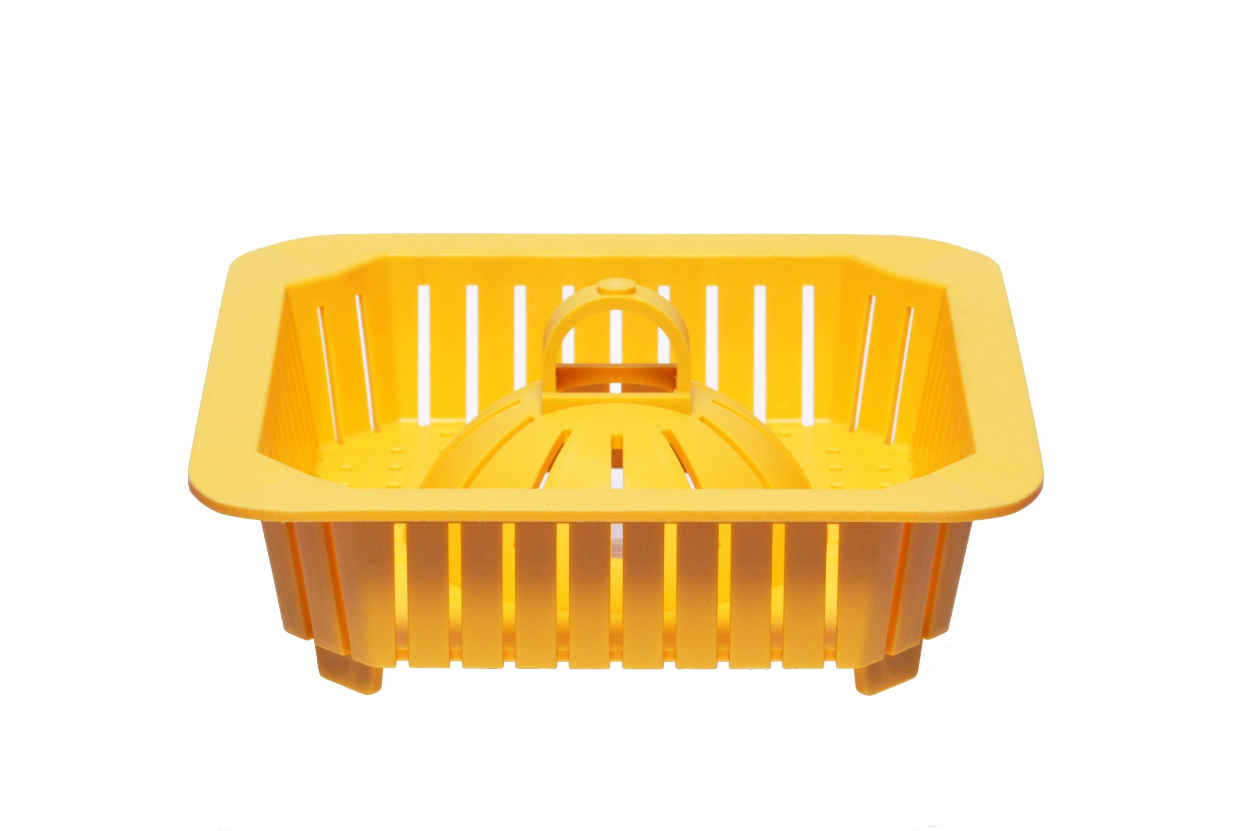 10 1/2 Inch PermaDrain Safety Strainer Basket. Fits 12 Inch Floor sinks. For Zurn, Oatey, Wade, Josam, Smith, and Other Floor Sink Brands. by PermaDrain (Image #1)