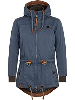 Naketano Damen Jacke Pimmelohrfeige Jacket: