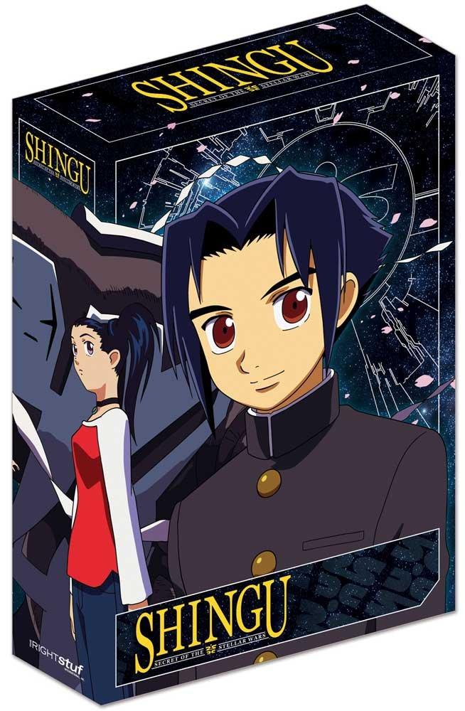 Shingu: Secret of the Stellar Wars [DVD] [Import] B004LGPC5W