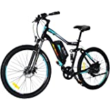 Addmotor HITHOT Electric Bicycle 48V 500W Motor 10.4 AH Samsung Lithium Battery Electric Bikes With Throttle Hithot H1 Mountain E bike 2017 For Adults