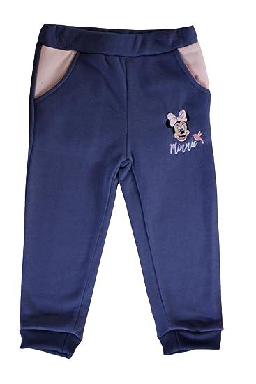 Oficial Minnie Mouse Pantalones de Felpa Joggers Pantalones Inferiores para niños pequeños Niños Niñas: Amazon.es: Ropa y accesorios