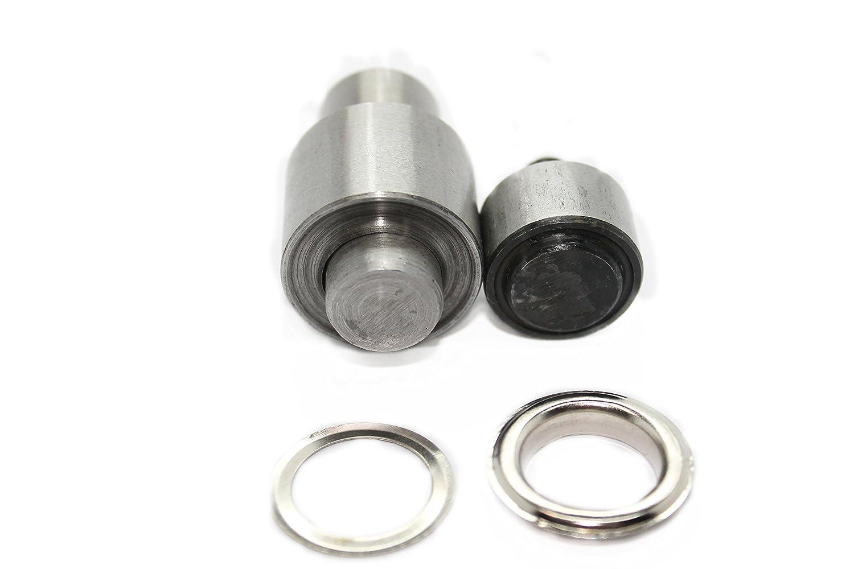 Ösen Öse Stanze Einstellwerkzeug Kompatibel für Meisten Alle Handpresse Maschine