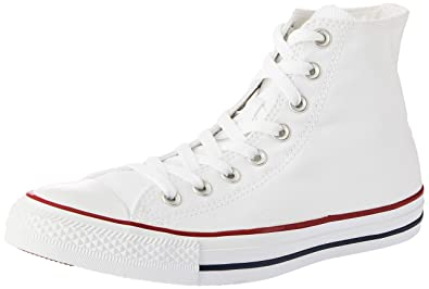 74793fe3ab00 Image Unavailable. Image not available for. Color  Converse Unisex Chuck  Taylor All Star HI Basketball Shoe ...