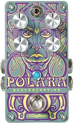 Digitech Polara Reverberation Pedal