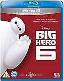 Big Hero 6 [Blu-ray 3D + Blu-ray]