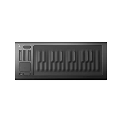 ROLI SOZEF - Controlador MIDI (5D Touch, USB), color negro