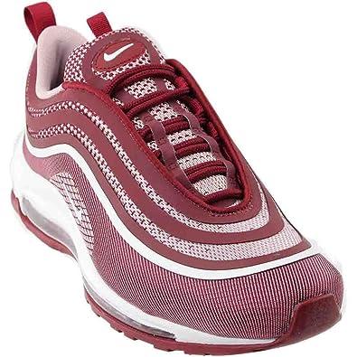c02b1b43af Amazon.com | NIKE Men's Max 97 UL '17 Shoe Team Red/White | Basketball