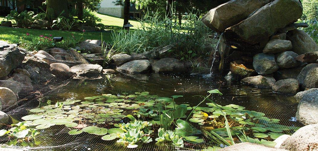 Atlantic Water Gardens Atlantic Water Gardens Pond Net, 20-Feet by 20-Feet Outdoor, Home, Garden, Supply, Maintenance