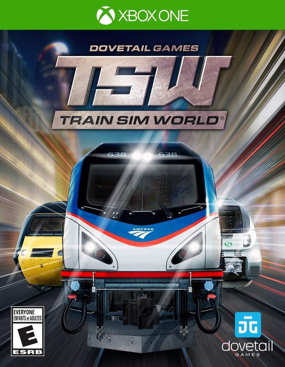 Train Sim World for Xbox One [USA]: Amazon.es: Maximum Games LLC: Cine y Series TV