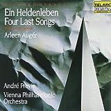 Richard Strauss : Ein Heldenleben - Vier letzte Lieder [Import anglais]