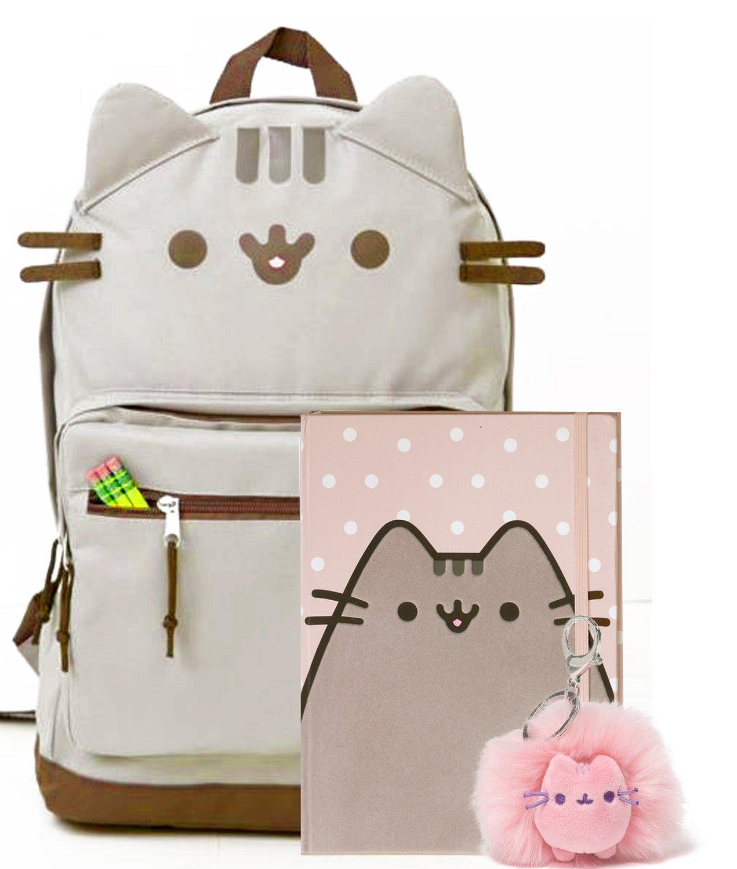 Pusheen el gato de vuelta a la escuela Set - Pusheen Cat ...