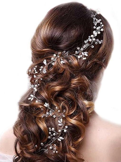 grande vente 5188c 94fec Oreillette Yean mariée Bijoux de cheveux Accessoires Cheveux ...