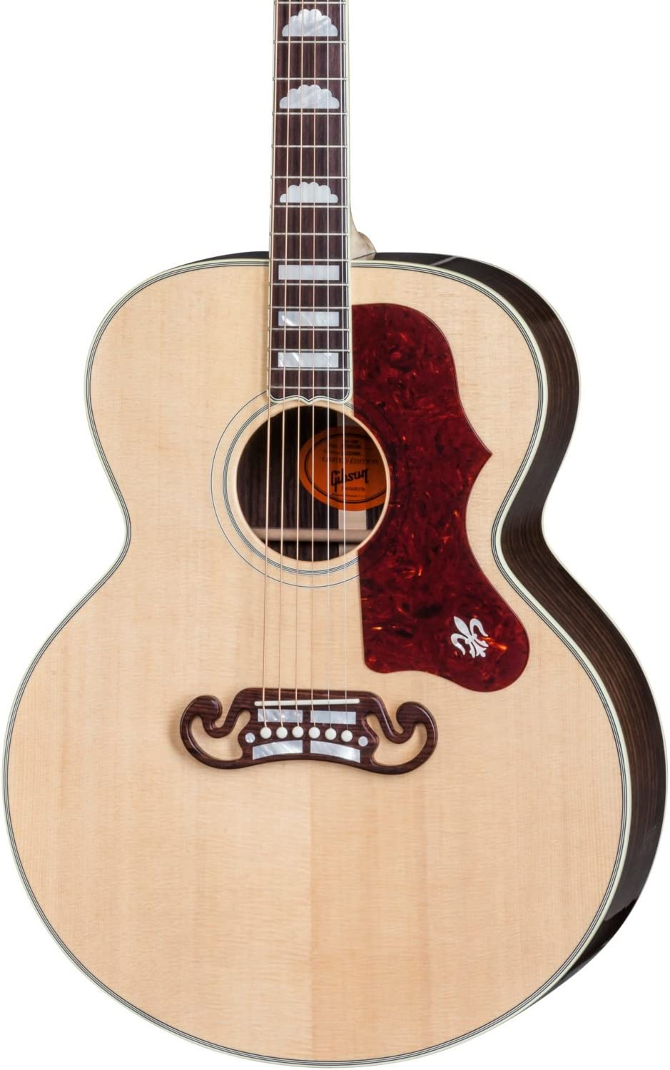 Gibson Sj-200 cita – Guitarra acústica cuerpo hueco), color ...