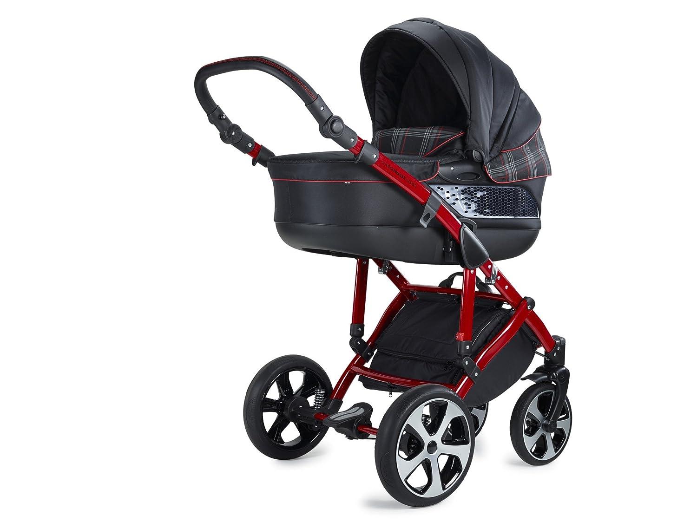 Carro para niños original Volkswagen GTI, carrito combinado diseñado por Volkswagen Design en colaboración con Knorr Baby: Amazon.es: Bebé