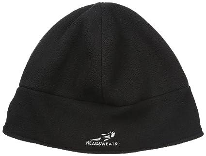 cadc931c25d Amazon.com   Headsweats Women s Thermal Reversible Beanie (Black ...