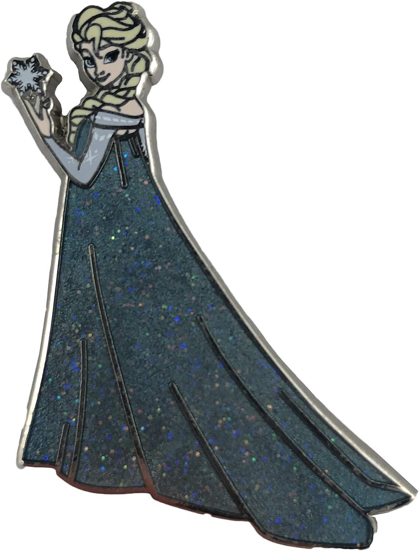 Amazon Com Disney Parks Frozen Elsa Trading Pin Clothing