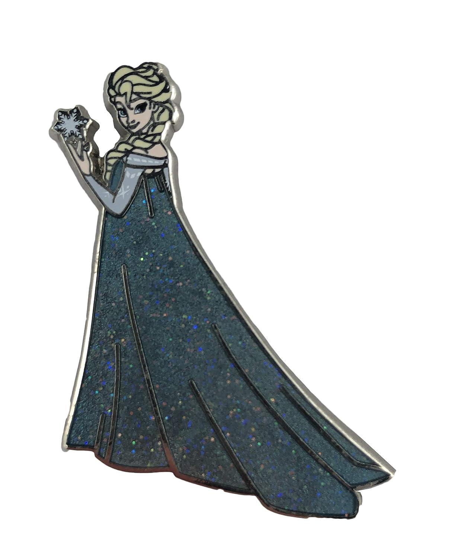 Disney Parks Frozen Elsa Trading Pin