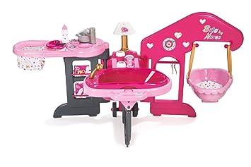 Smoby - 220318 - Baby Nurse - Maison des Bébés - Transportable et Pliable -  3 092b6c81f89