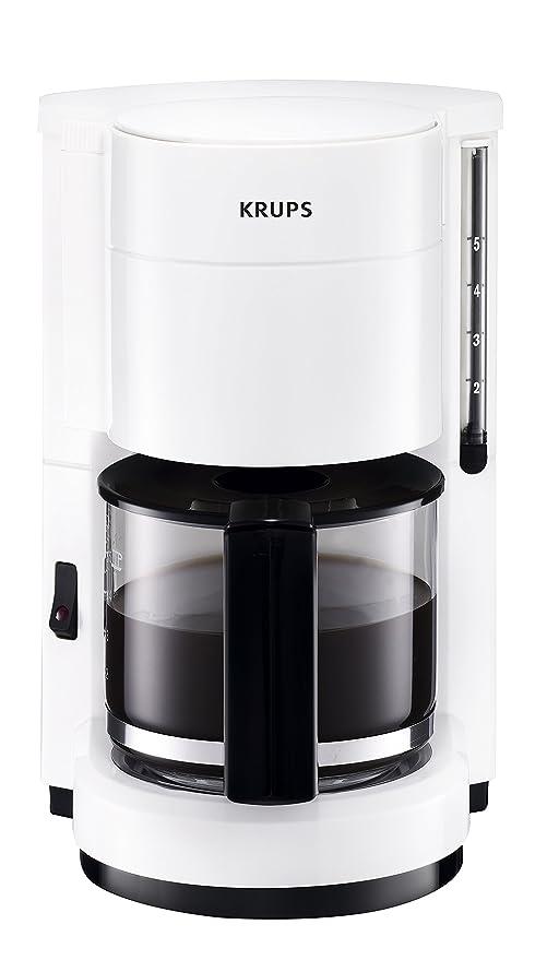 Krups F1830110 - Cafetera de goteo, 850 W, de café molido ...