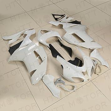 Unpainted ABS Fairing Bodywork Set For Kawasaki Ninja ZX6R ZX-6R ZX600 2007-2008