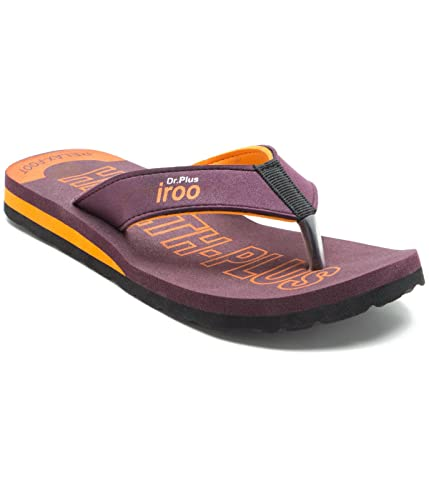 37e23a4825d7d9 iroo Ortho Slippers, Men's Flip-Flops and House Slippers, Orthopedic  Slippers for Men: Buy Online at Low Prices in India - Amazon.in