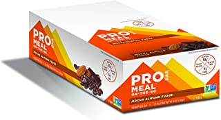product image for Probar Non-GMO Gluten-Free Healthy Plant-Based With Whole Food Ingredients Meal Bar, Mocha Almond Fudge, 36 Oz, Pack Of 12